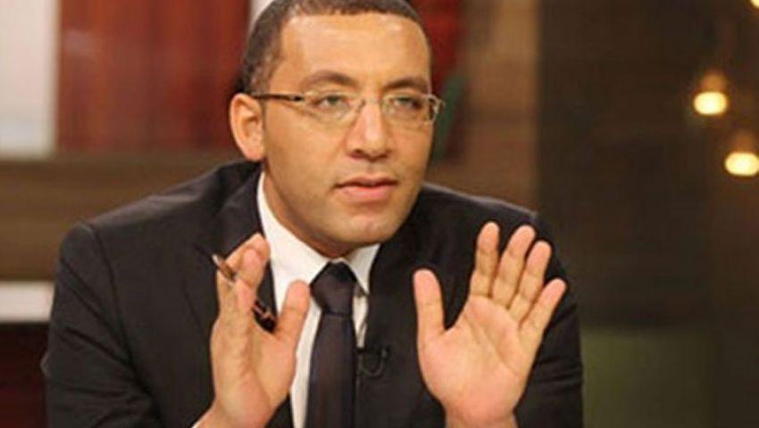 خالد صلاح: هذا ما قاله هيكل عن تيران وصنافير