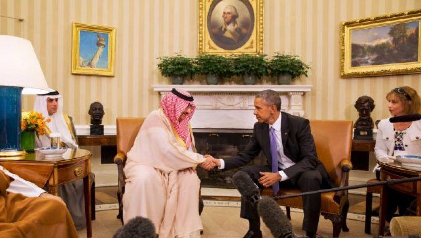 هافينجتون بوست: بروتوكول أوباما في كامب ديفيد..ابتسم وتجاهل القمع