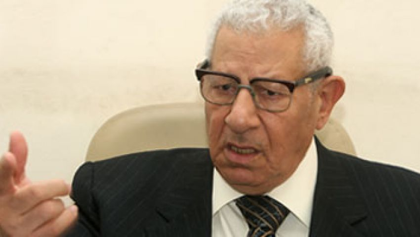 مكرم محمد أحمد: الفساد أنهى مستقبل أردوغان