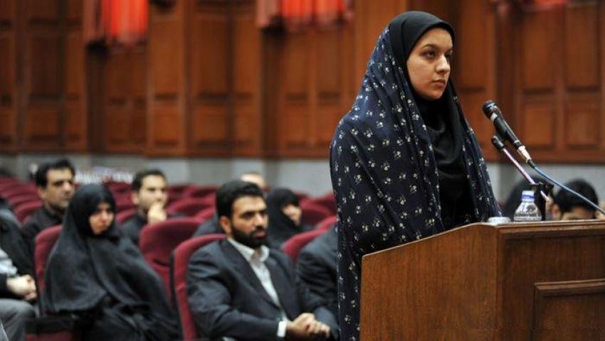 تنفيذ حكم الإعدام في الإيرانية ريحانة جباري