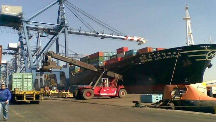 أبو سنة: استكمال مشروعات التطوير بموانئ البحر الأحمر