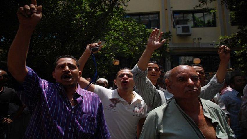 مسيرة لجبهة 30 يونيو بمطروح لتفويض السيسي