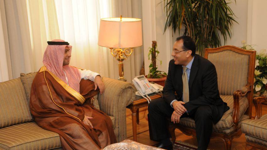 بالصور| تفاصيل لقاء وزير الإسكان بنظيره السعودي