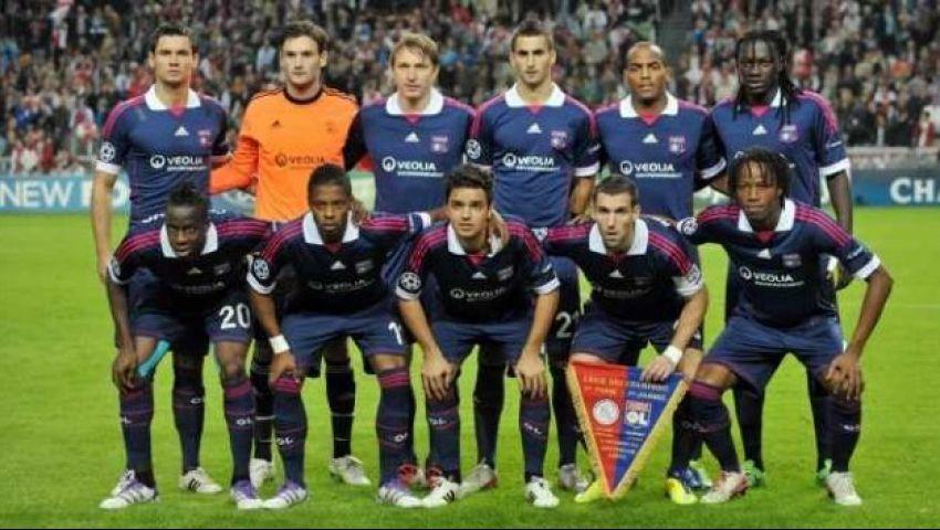 ليون يخسر مجددا في الدوري الفرنسي