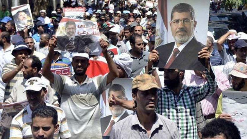 تحالف الشرعية ينظم مسيرة لسفارة أمريكا