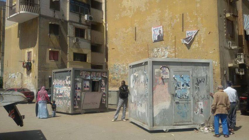 محافظة القاهرة تنشئ أكشاك لبيع السلع المدعمة برملة بولاق