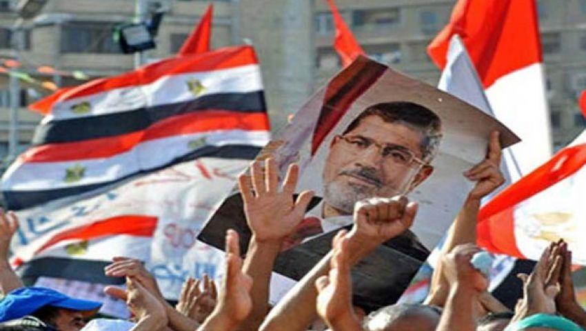 عائلات كبري فى التبين تشارك فى مسيرات جمعة الشهيد