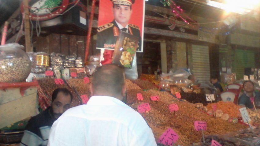 أول رمضان بطعم السياسة في الإسكندرية