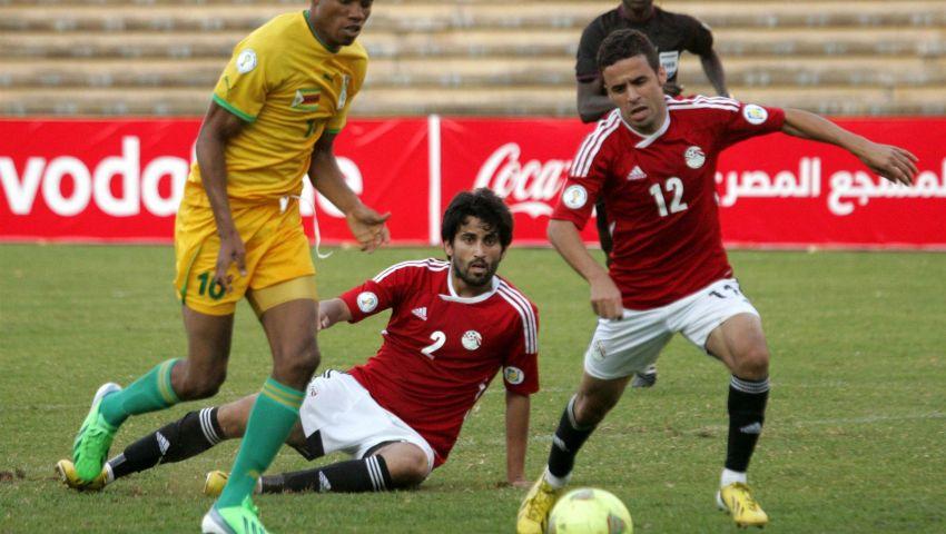 الفيفا يرفض إقامة مباراة المنتخب وغينيا على ملعب الجونة