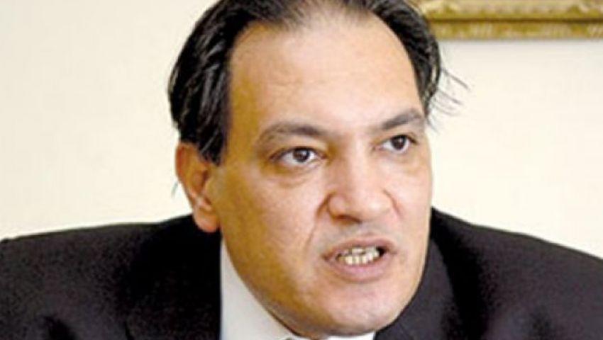 حافظ أبو سعدة: اتفاقية ترسيم الحدود مع السعودية غير مُلزمة دون موافقة البرلمان
