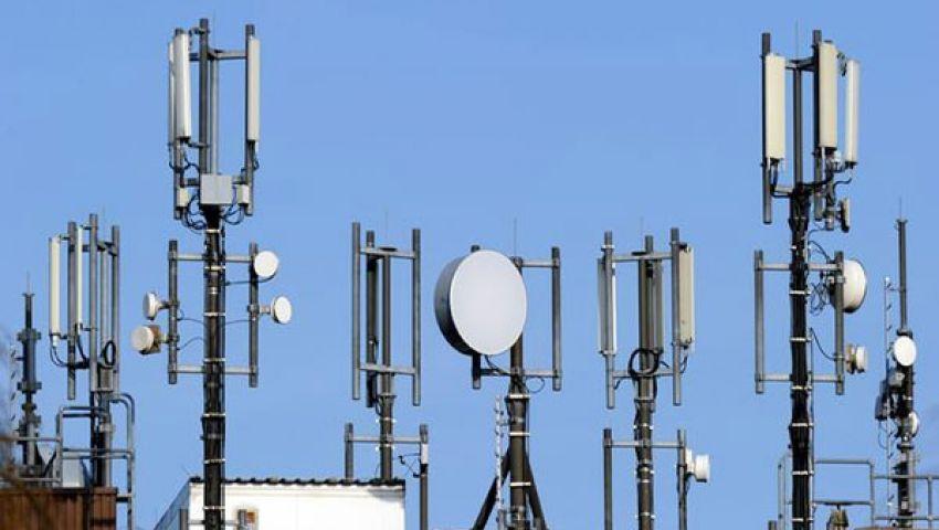 عودة العمل لشبكات الاتصالات بشمال سيناء