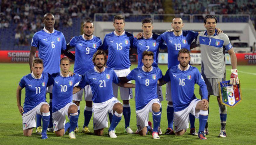بث مباشر لمباراة إيطاليا وبلغاريا