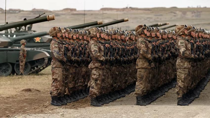 القوة الصينية.. زعامة عسكرية في عهد «شي»