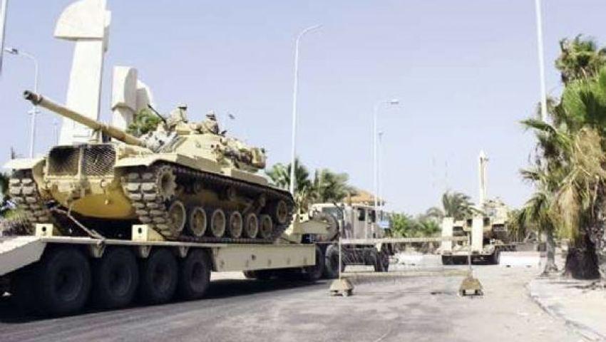 مصدر عسكري: الجيش لن يسمح باختراق الحدود