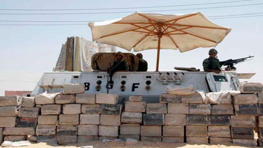 هدوء حذر يسود شمال سيناء
