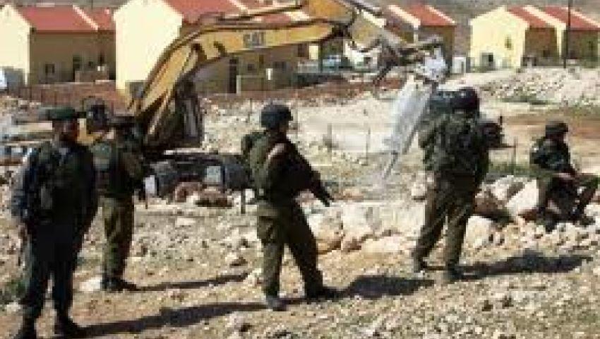 مصر تدين بناء وحدات استيطانية في القدس