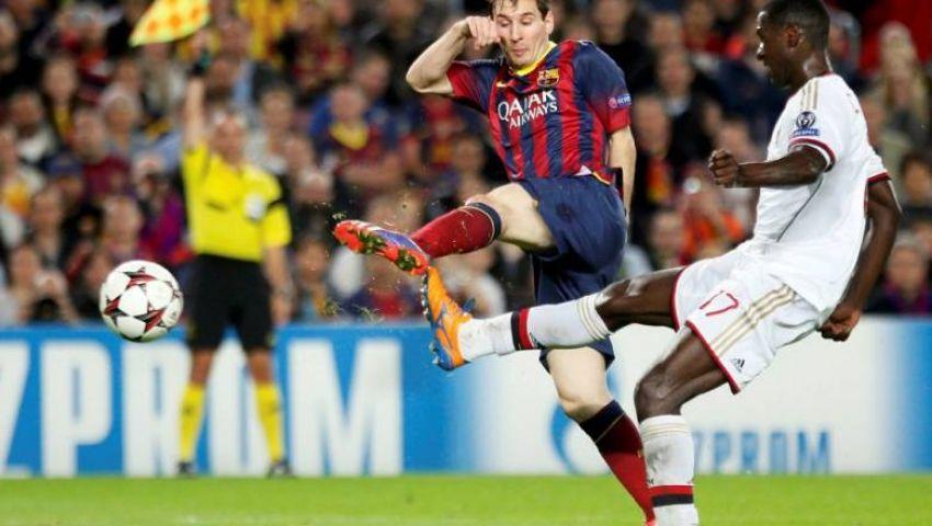 ميسى: الإبتعاد عن برشلونة الآن أمر غير جيد