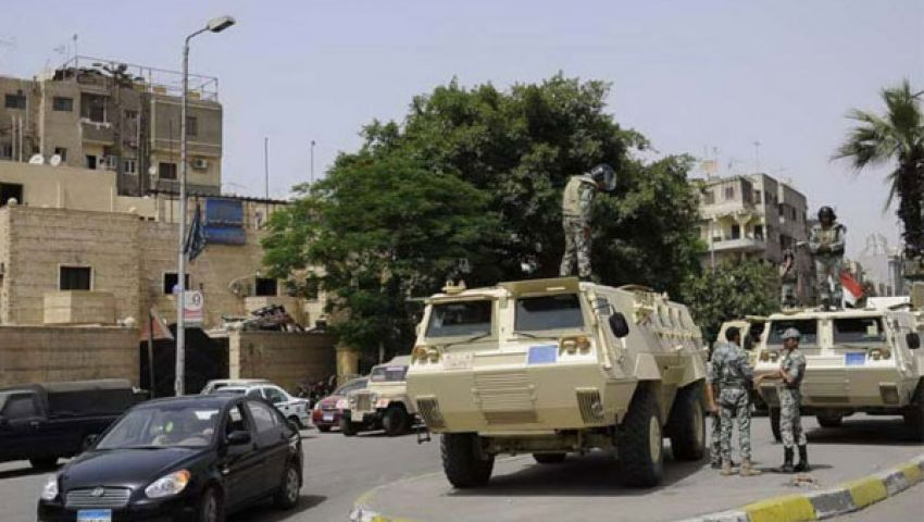 مصدر عسكري : توقعات بنزول مندسين يوم 30 يونيو