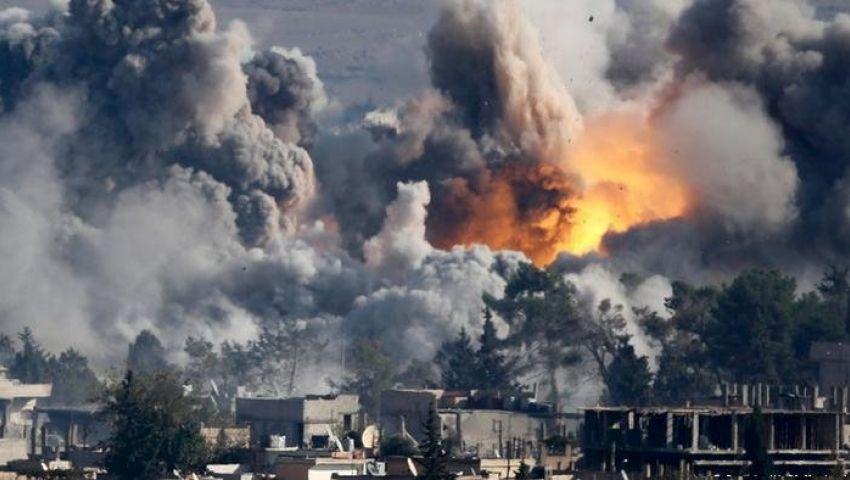 سقوط الأسلحة بكوباني في يد داعش يحرج البنتاجون