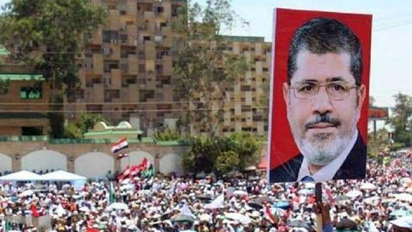 مؤيدو مرسي ينظمون 5 مسيرات بالفيوم عقب صلاة الجمعة