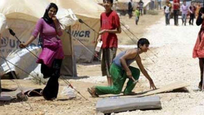 اليرموك مخيم الموت للاجئين الفلسطينيين