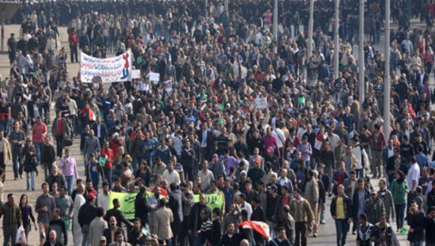 دعم الشرعية يحدد خطته لمظاهرات 25 يناير