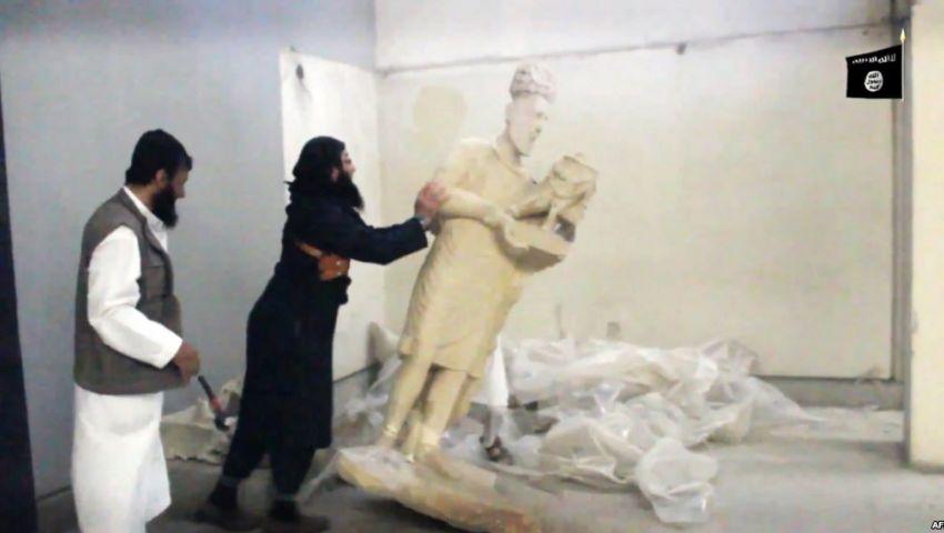 داعش باقية وتتمدد على أعناق آثار العراق