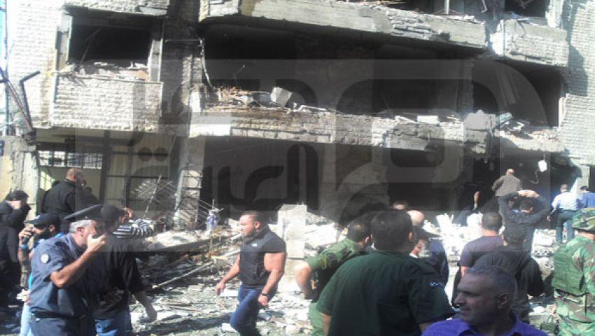بالصور.. القاعدة تعلن مسؤوليتها عن تفجير بيروت