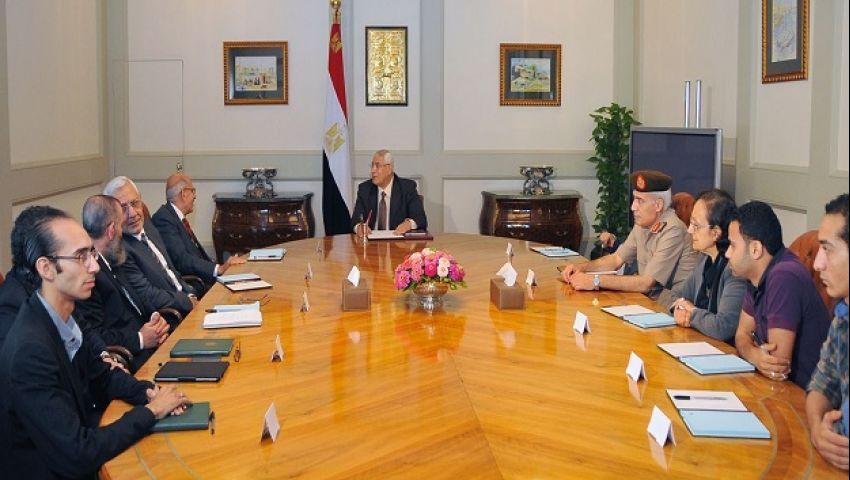 قوى 30 يونيو ترفض الإعلان الدستوري