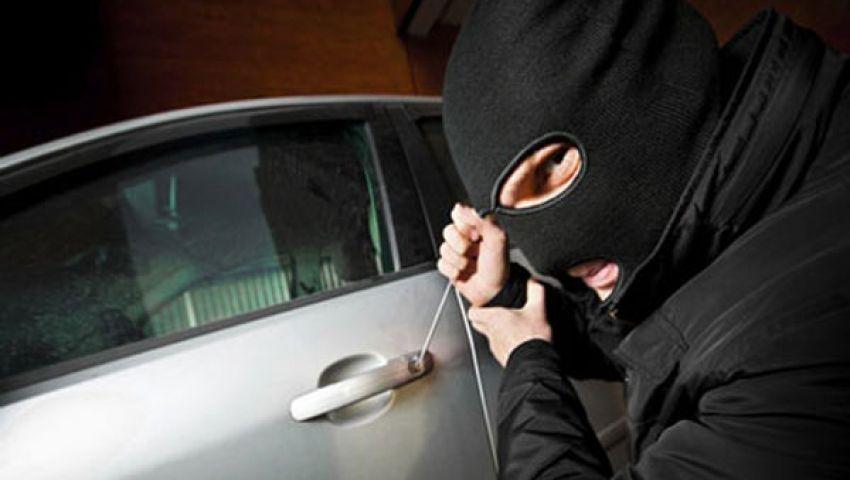 سقوط عصابة لسرقة السيارات بالغربية