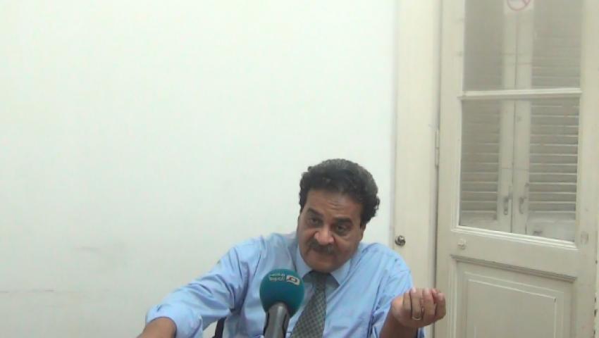 المصري الديمقراطي: فرض الحراسة على نقابة التجاريين مخالفة للدستور