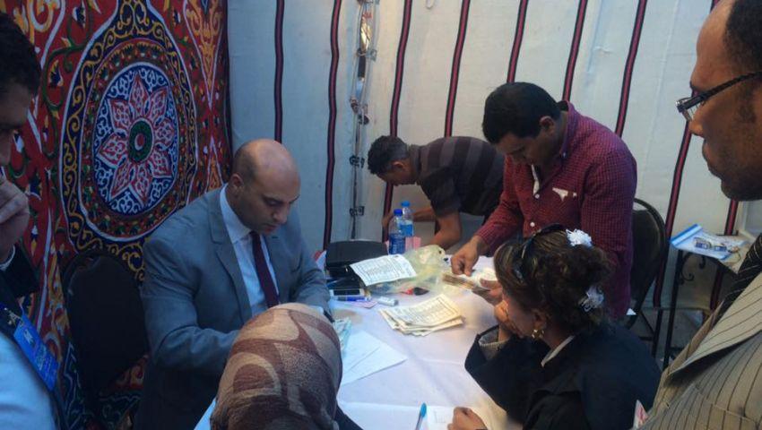 بالصور| بدء فرز الأصوات لانتخابات النقابات الفرعية للمحامين بالقاهرة