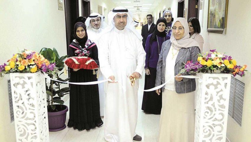 """شئون الكويت"""" تفتتح عيادة إرشاد نفسي لنزلاء الرعاية"""