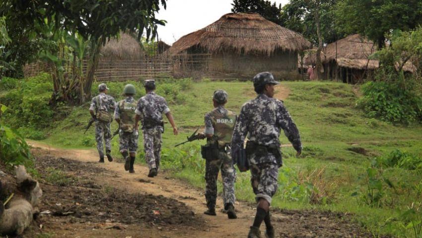 «العفو الدولية»: جيش ميانمار يقصف المدنيين بـ «أراكان» بلا آدمية
