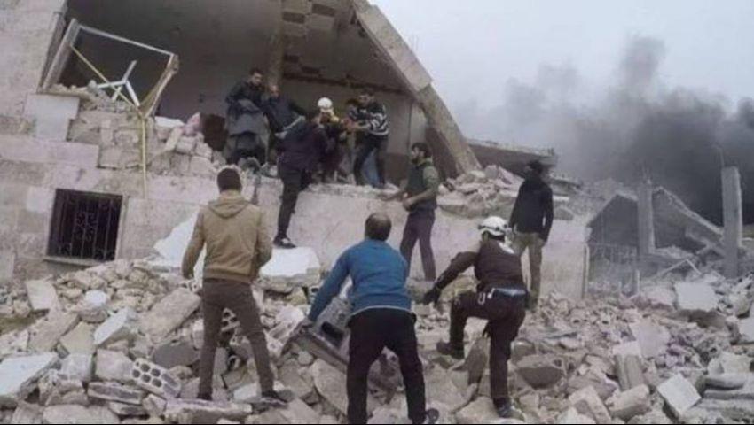 الأمم المتحدة: وقف القتال الحل الوحيد للأزمة الإنسانية بإدلب