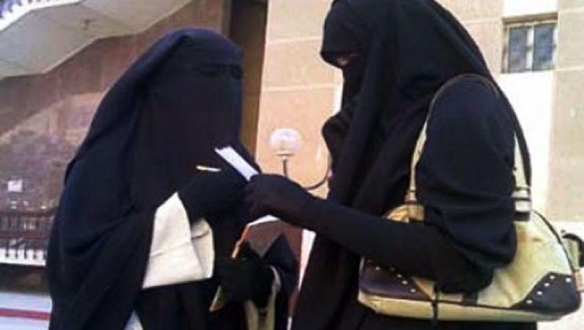 الأمن يحتجز طالبة منتقبة بجامعة قناة السويس بسبب زيارة محلب