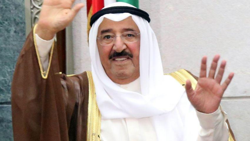 أمير الكويت يرسل برقية شكر لرئيس وزراء البحرين