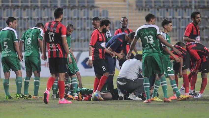 لاعب الداخلية: طموحنا الفوز بكأس مصر