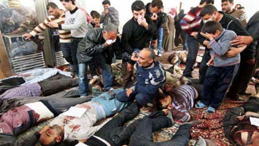مقتل 62 شخصا برصاص الأسد