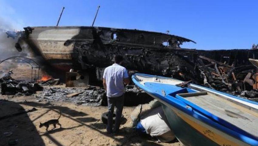 عياش: خسائر الصيد 6 مليون دولار خلال العدوان