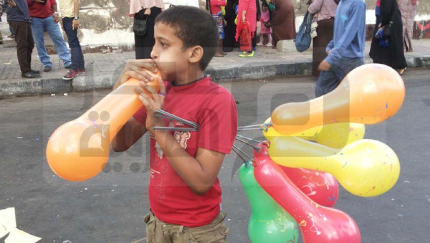 صور. القائد إبراهيم بلا سياسة في العيد