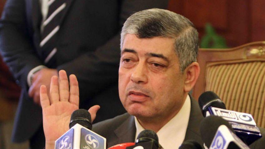 فيديو.. نشطاء يسخرون: وزير الداخلية بلجهة بلطجية اللي عاوز يجرب يجي