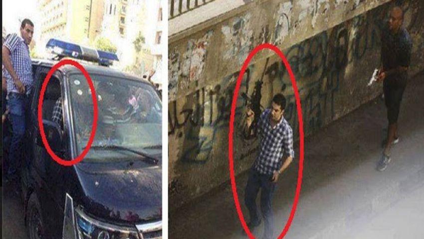 بالصور  .. أمسك فلول  تنشر صورا لمسلحين تابعين لـ  الداخلية