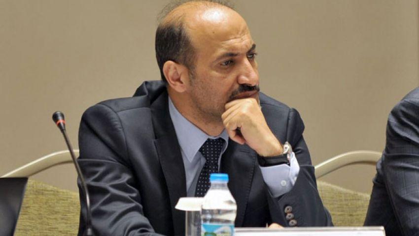 الجربا يدعو لتسليح ثوار سوريا والضغط على المجمتع الدولي