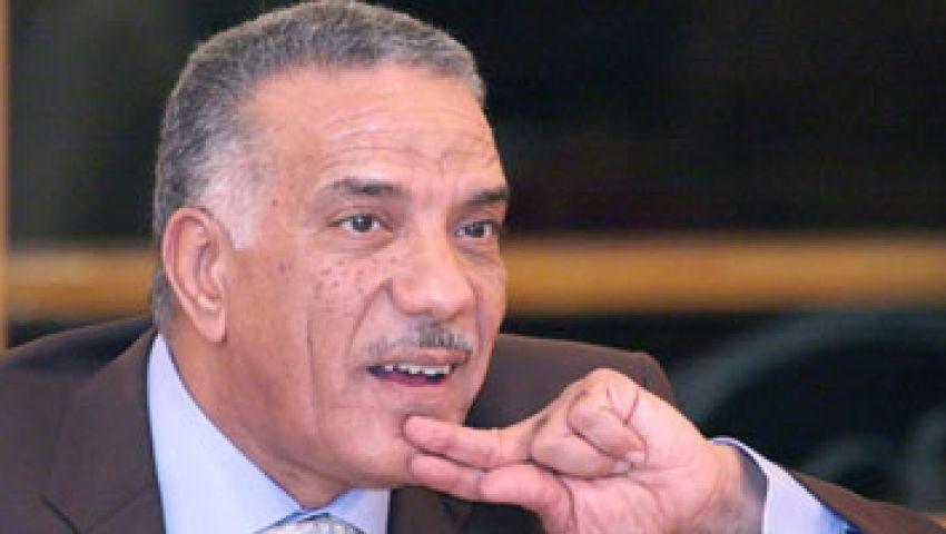 بدء محاكمة المستشار زكريا عبد العزيز بتهمة اقتحام مقرات أمن الدولة
