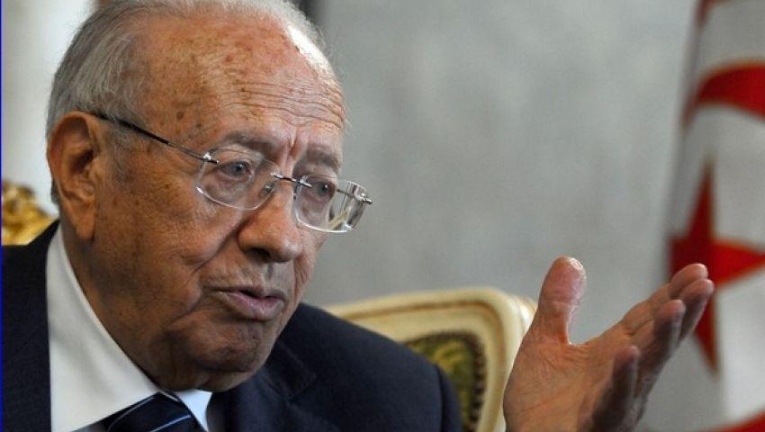 السبسي يصف حكم الرئيس التونسي بالانقلاب