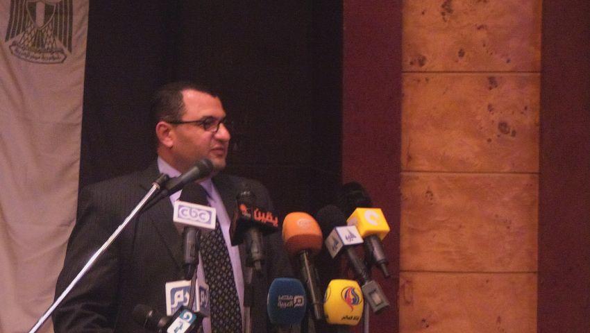 وكيل المخابرات نائب للصعيد  موسي والجبالى روساء شرف للقبائل العربية