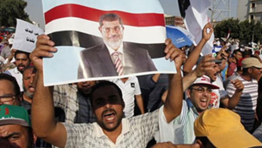 حبس 2 من أنصار مرسي لمحاولتهما اقتحام مركز شرطة