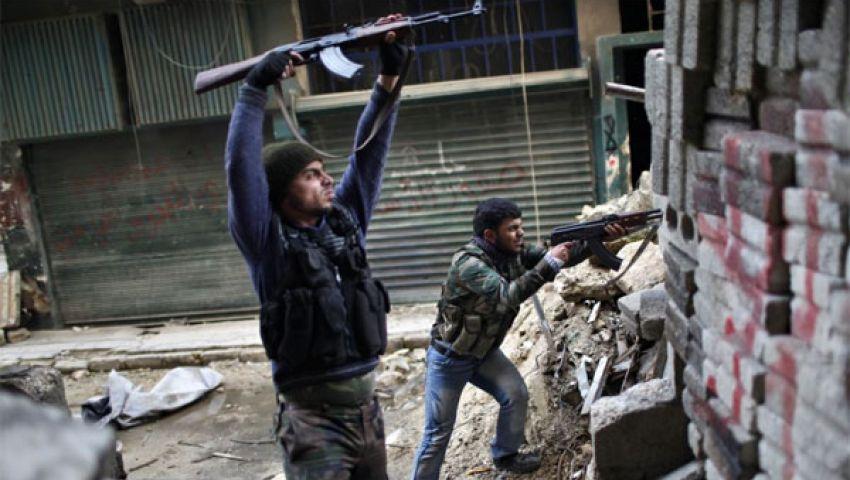 لوس أنجلوس تايمز: سي آي إيه دربت 100 مقاتل سوري