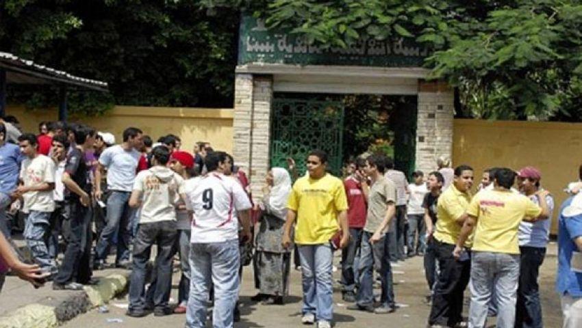 121 ألف طالب يؤدون امتحان الجبر والهندسة الفراغية